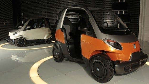 Peugeot NT3