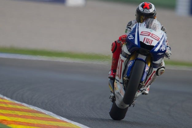 Гран при на Валенсия 2010