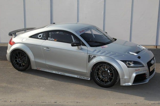 Audi TT RS GT4
