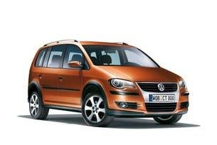 VW Cross Touran вече е в България