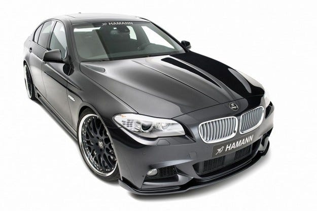 Hamann BMW 5 M Sport