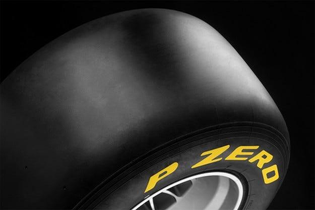 Pirelli маркиране