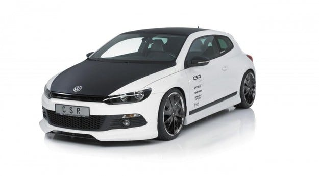 CSR VW Scirocco