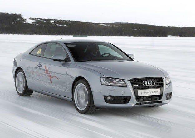 Audi A5 e-tron quattro