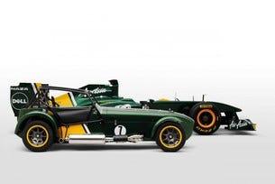 Team Lotus Caterham