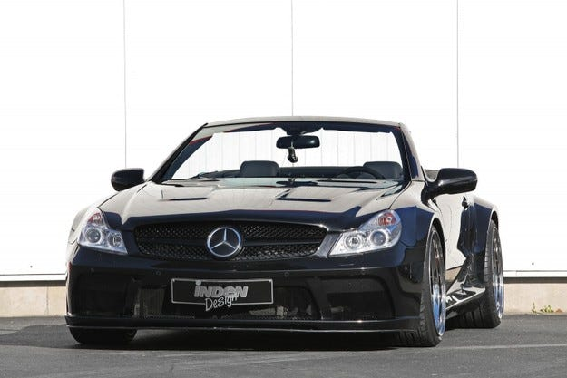 INDEN-Design Mercedes SL 65 AMG