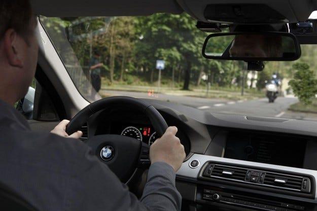 BMW Safety