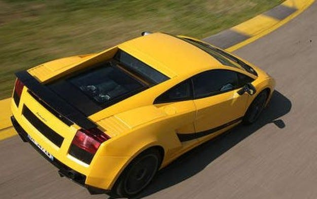 Lambo Gallardo Superleggera