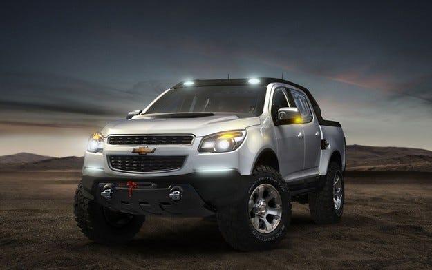 Chevrolet Concept Rally Colorado