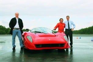 Ferrari P 4/5