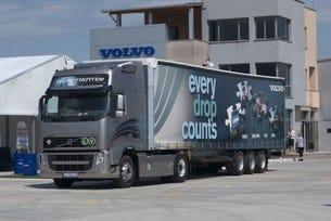 Volvo състезание