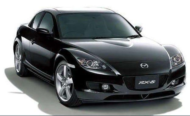 Mazda RX-8 Kuro