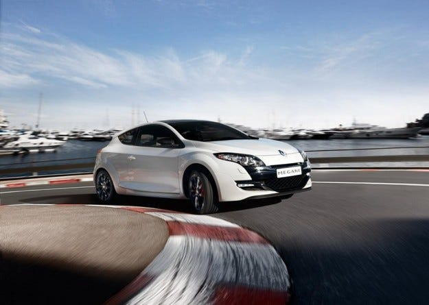 Renault Megane Monaco GP Limited Edition