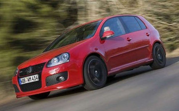 VW Golf GTI Edition 30 DSG