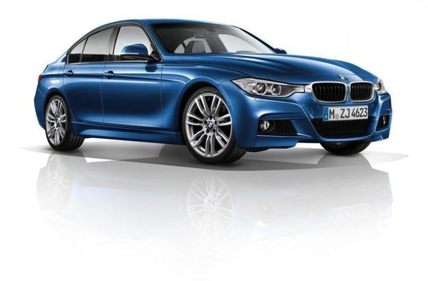 BMW 3 M Sport