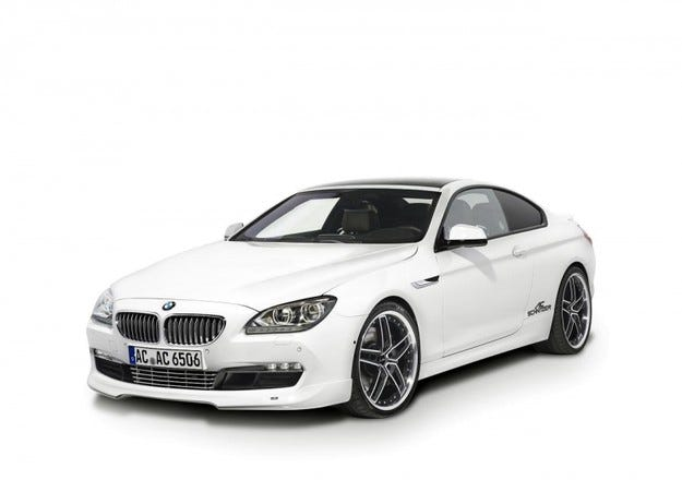 AC Schnitzer BMW 6 Coupe