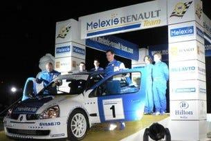 Официална премиера Melexis Renault Team