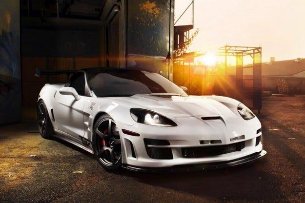 TIKT Corvette ZR1