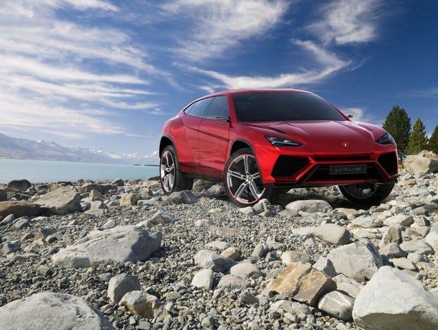 Lamborghini Crossover