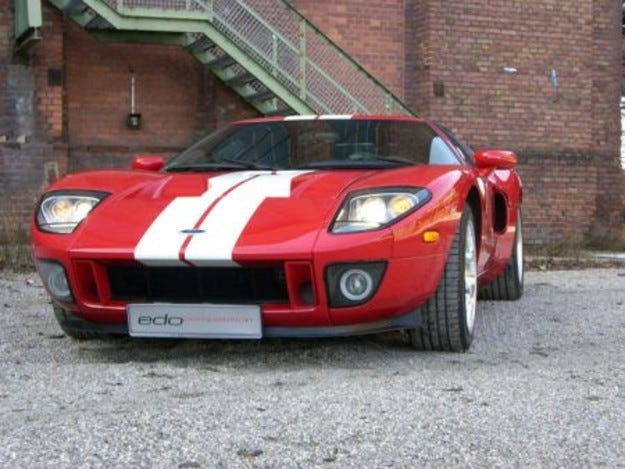 Ford GT Edo Competition