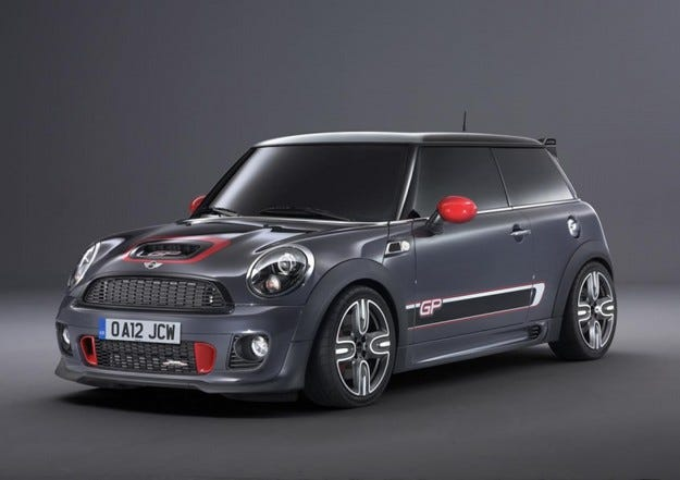 MINI JCW GP II