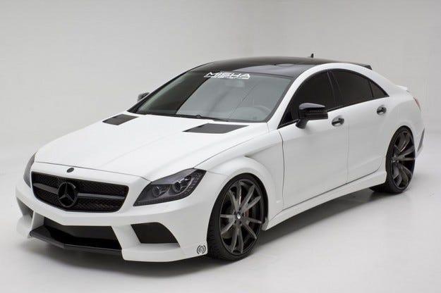 Misha Designs Mercedes CLS