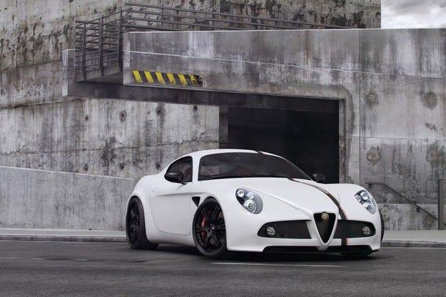Wheelsandmore Alfa Romeo 8C Competizione
