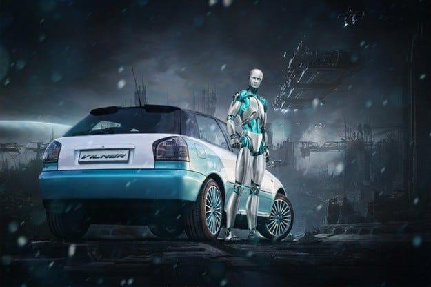 Vilner Audi A3