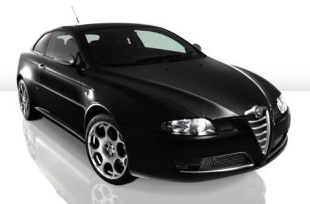 Alfa GT BlackLine