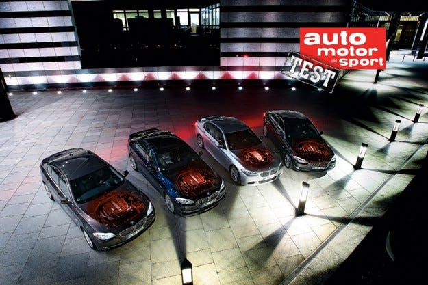 BMW трилитрови мотори