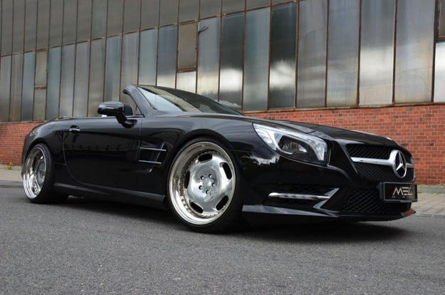 MEC Design Mercedes SL