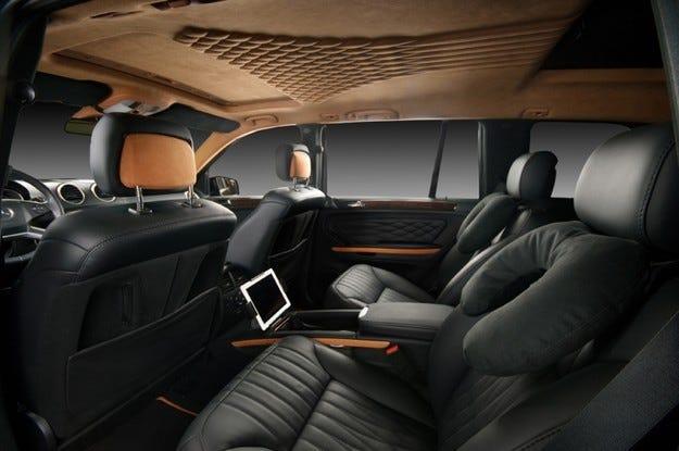 Vilner Mercedes GL