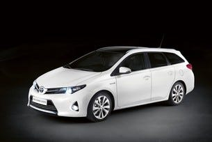Toyota Auris Touring Sports