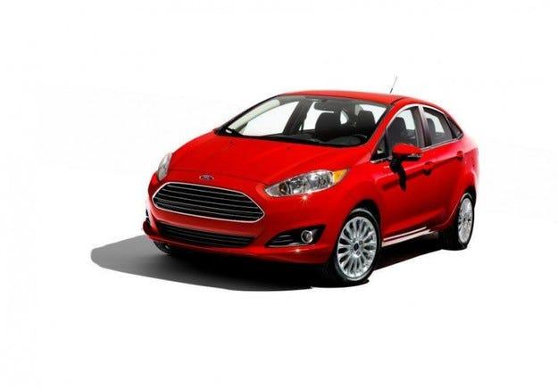 Ford Fiesa Sedan