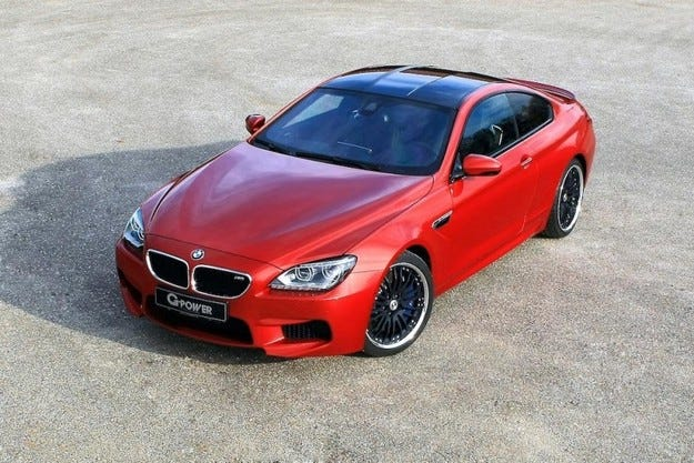 G-Power BMW M6 Coupe