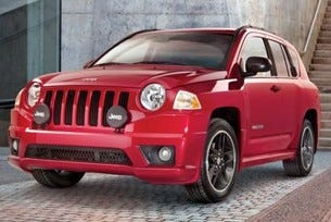 Jeep Compass Rallye Package