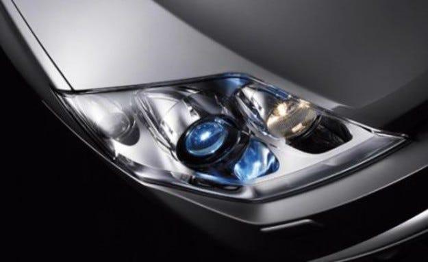 Renault Laguna: акценти