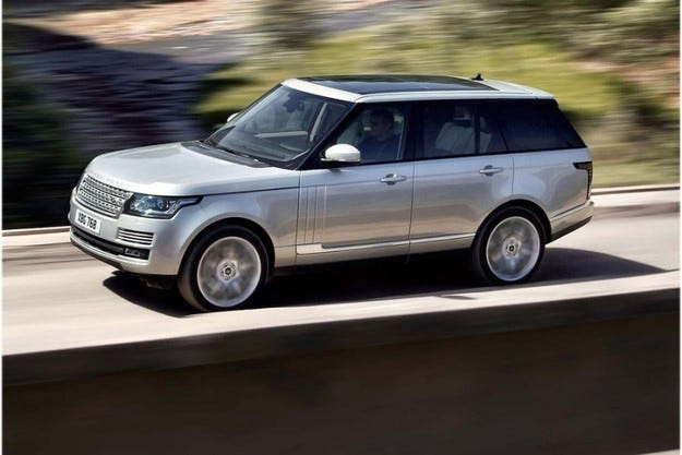 Летящ старт за новия Range Rover