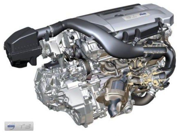 S80: Т6 и D5