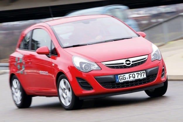 Opel Corsa 1.2 LPG: Газов малчуган