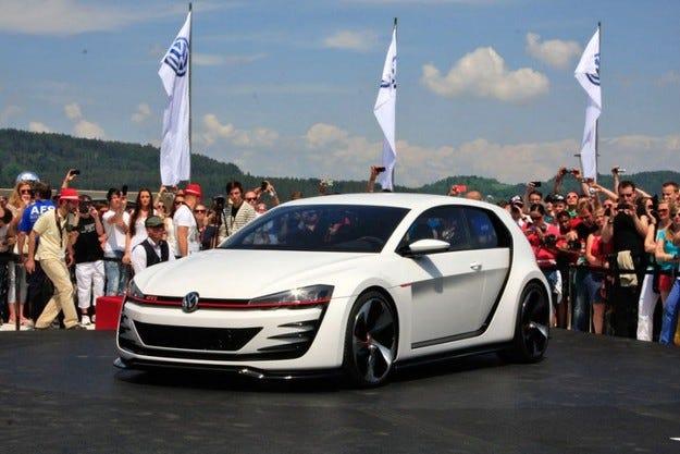 Здездите на VW на Вьортерзее