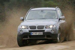 BMW X3 3.0sd
