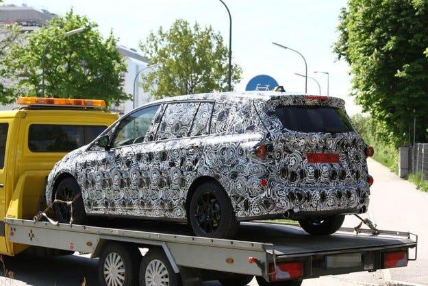 BMW Active Tourer XL