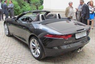 Jaguar F-TYPE в България