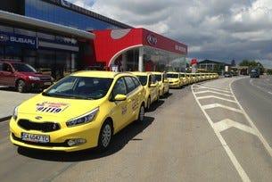 50 автомобила Kia Cee`d комби привлякоха вниманието на столичани