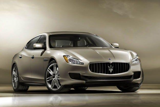 Ghibli ще привлече нови бизнес клиенти към Maserati