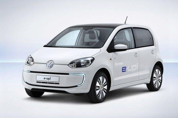 VW с електрически модел и две нови версии на Golf на IAA