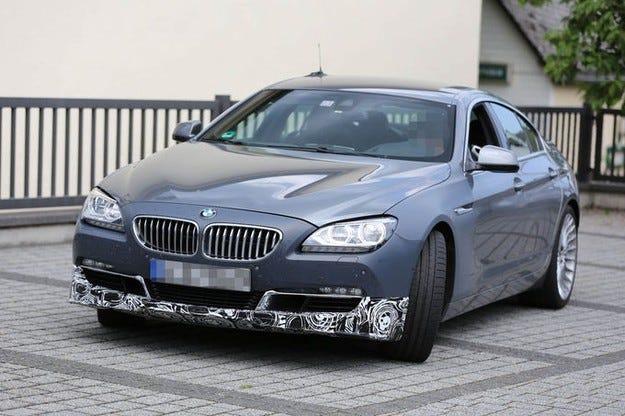 Alpina B6 Gran Coupe