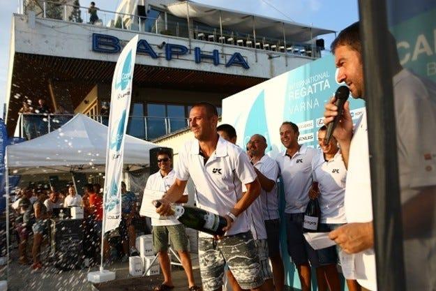 """XIII-тата Международна регата  """"Cor Caroli - Bavaria Yachts, powered by LEXUS"""" - финалът"""