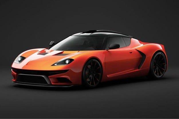 Buletta Motors MF22
